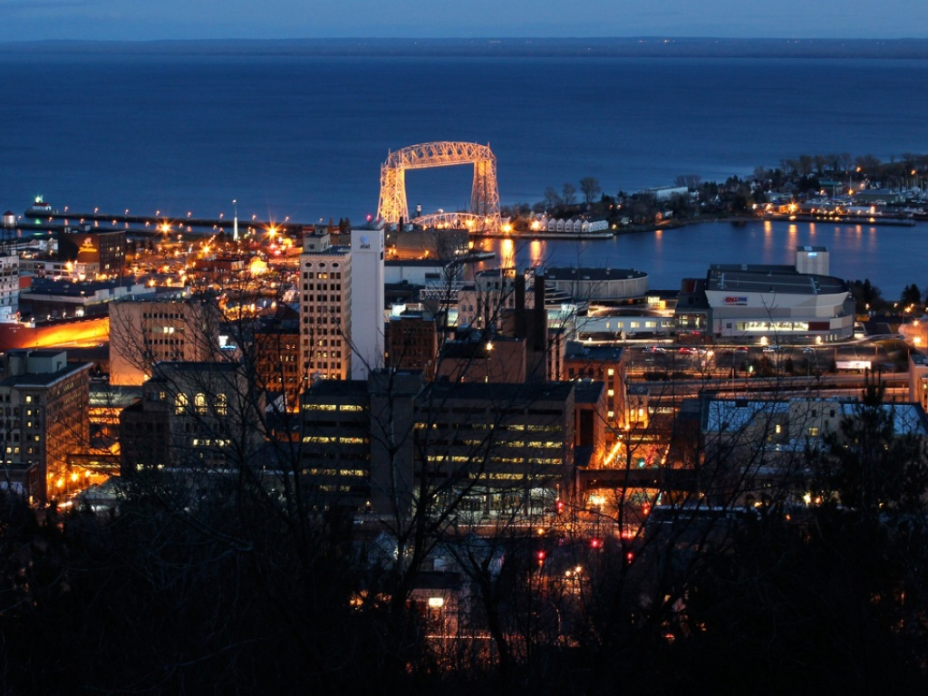 Duluth's Skyline Parkway